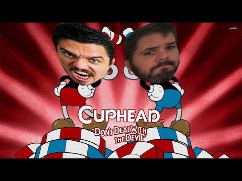 ARNALDODK E A POLEMICA DO CUPHEAD #02 - DESCULPA COMUNIDADE GAMER!