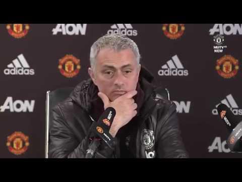 Manchester United Vs Bournemouth Jose Mourinho S Pre Match Press Conf Nce