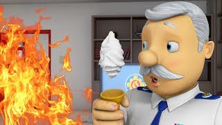 Fireman Sam New Episodes | Sailor Steele Fights Fire! 1 HOUR!  🚒 🔥 | Videos For Kids