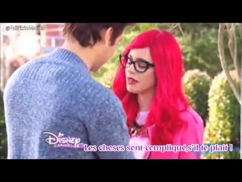 Leon decouvre que Violetta est Roxy (épisode 40) HD