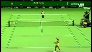 [HL] Serena Williams v. Maria Sharapova 2005 Australian Open [SF]