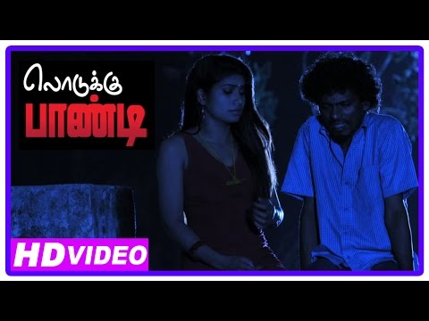 Lodukku Pandi Tamil Movie | Scenes | Autodriver Flirts With A Girl | Karunas