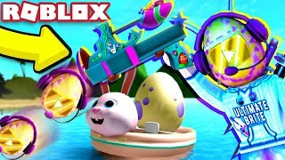 GIVING OUT VIDEO STAR EGGS 🥚 (SHARK BITE, BEE SWARM SIMULATOR & TITANIC EGG) | Roblox Egg Hunt 2019