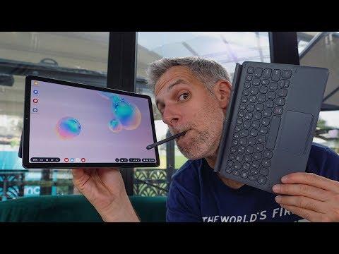 Samsung Galaxy Tab S6 - La Meilleure Tablette de Samsung ?