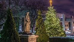 Merry Christmas from Niagara University