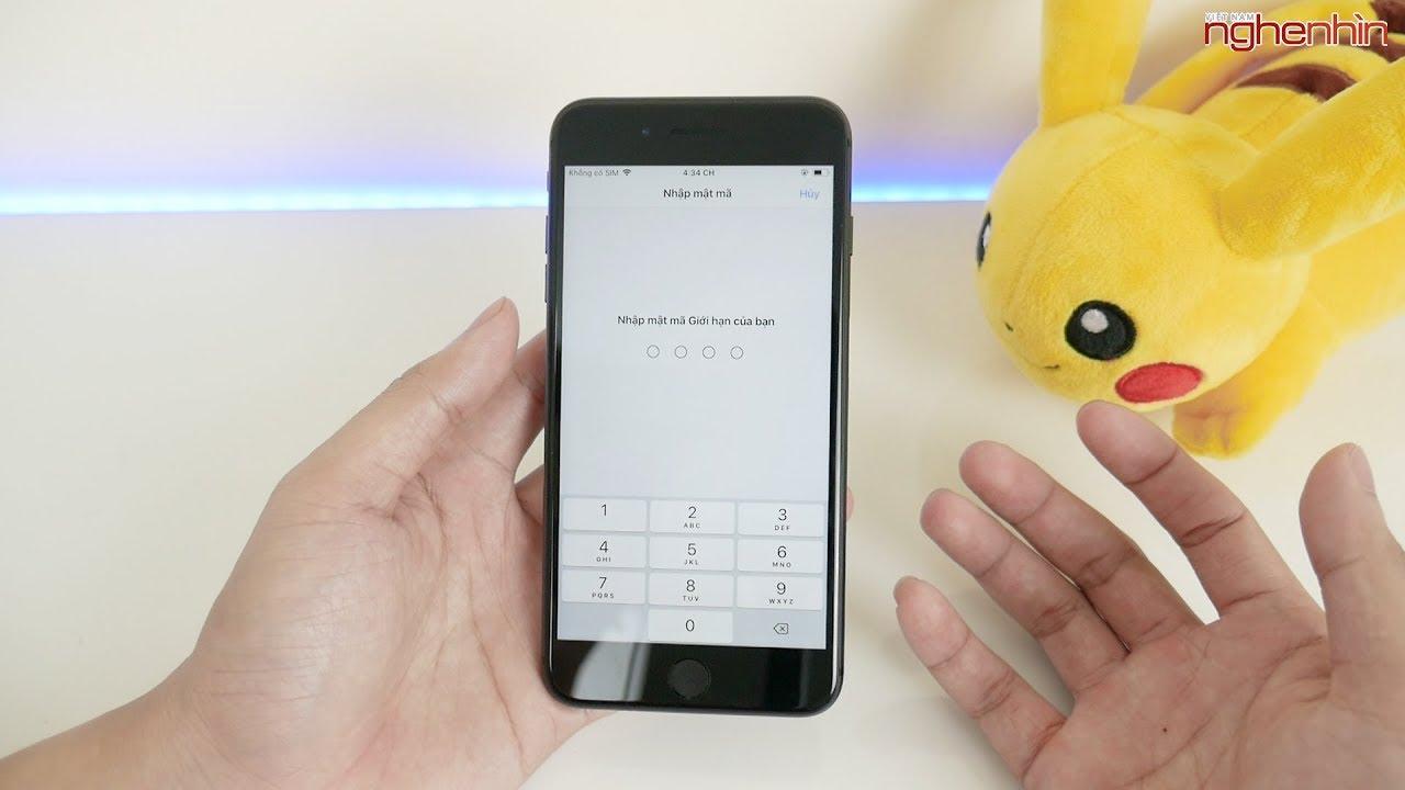 Phá khóa giới hạn iPhone không mất dữ liệu  - Nghenhinvietnam.vn