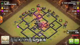 War Result 17 09 22 VPrincess lava thumbnail