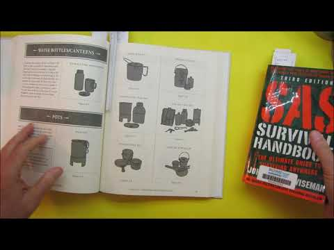 Bushcraft 101 Vs SAS Survival Handbook Book Review- Which Book Is Better