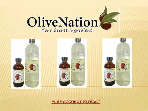 Natural and Organic Extract and Flavorings Online Store in USA