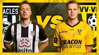 #HERVVV | Bryan Hessing vs Sandro Cooiman | Poule A | eDivisie 1819