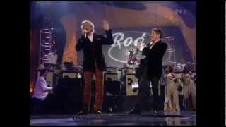 Rod Stewart - What A Wonderful World (Live)