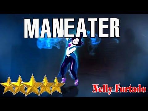 🌟 Maneater - Nelly Furtado | Just Dance 4 | Best Dance Music 🌟