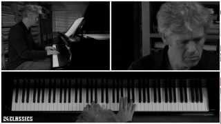 Bach, Aria & Variation 1, Goldberg Variations, BWV 988, Ivo Janssen, piano | 24classics.com
