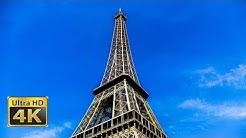 Paris downtown - Amazing 4k video ultra hd