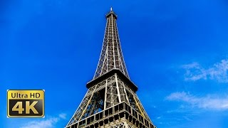 Paris Frankreich, Amazing  4k video ultra hd