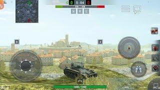 Обзор танка AMX 13 75 - WOT Blitz
