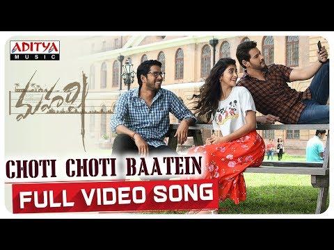 choti-choti-baatein-full-video-song-||-maharshi-||-maheshbabu,-poojahegde-||-vamshi-paidipally