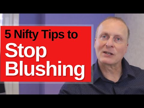How To Stop Blushing (5 Easy Tips)