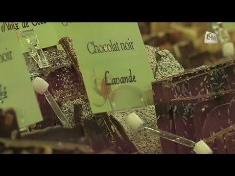 Marseille: le chocolat à l'honneur