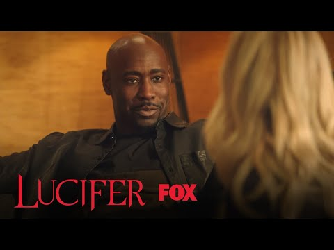 Amenadiel Explains Why His Power Is To Slow Down Time  Season 3 Ep. 9  LUCIFER