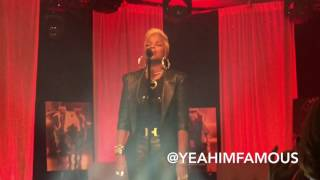 "Mary J Blige "" Strength Of A Woman "" IHeart Album Release Concert"