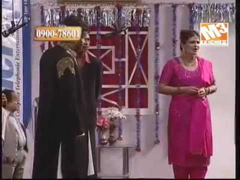 Umer Sharif And Sikandar Sanam - Nayee Ammi Purana Abba_clip10 - Pakistani Comedy Stage Show