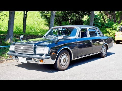 1994 Toyota Century JDM Super Luxury Sedan (USA Import) Japan Auction Purchase Review