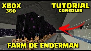 Minecraft Tutorial Farm de Enderman (Xbox360, One, Ps3, Ps4)