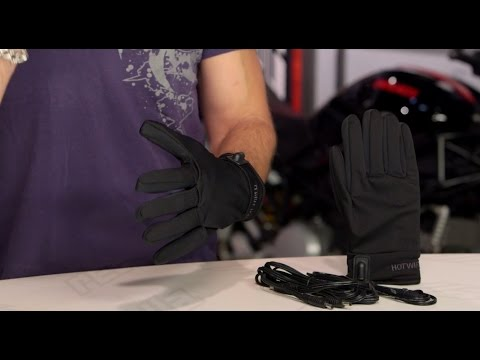 Hotwired Heated Glove Liners Review at RevZilla.com