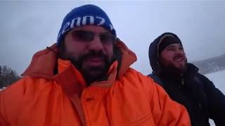 Зимняя рыбалка на КВХ Красноярское водохранилище 08 03 2020 Подводные съемки рыбы зимой