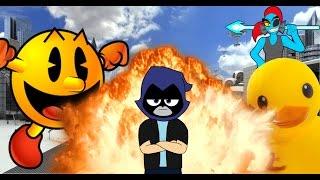 ROBLOX survive the disasters 2 - de regreso con todo [ loquendo ]