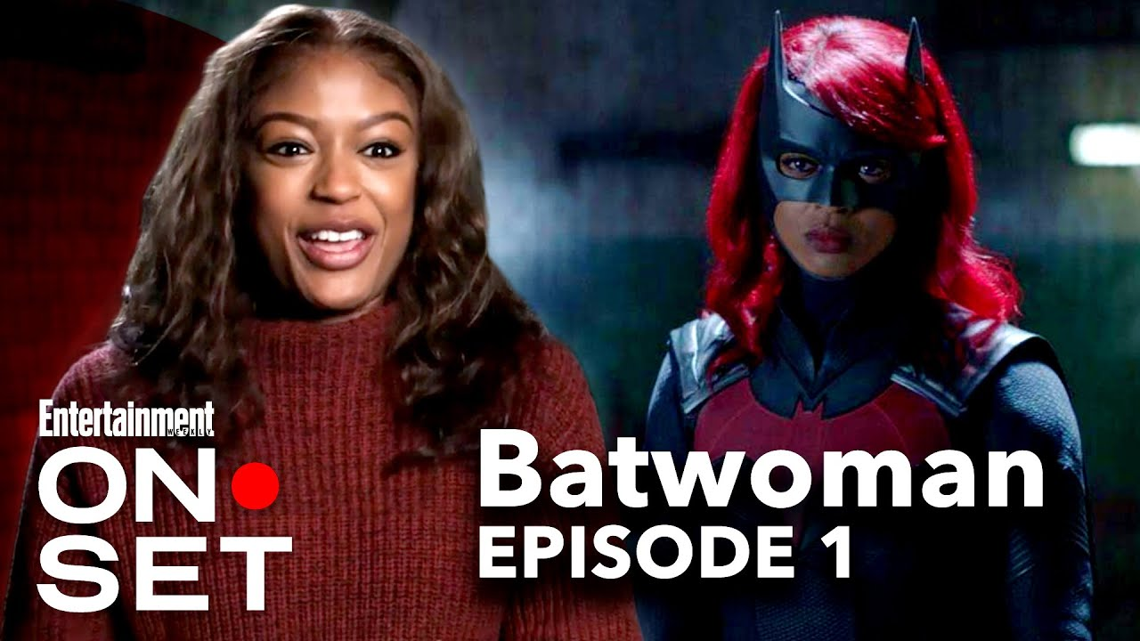 Javicia Leslie & Cast Break Down Batwoman Season 2 Premiere! (SPOILERS) | On Set With Batwoman | EW