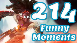 Heroes of the Storm: WP and Funny Moments #214