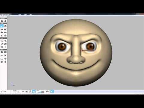 3D Systems 3809934 Cubify Sculpt 3D Modelling Software