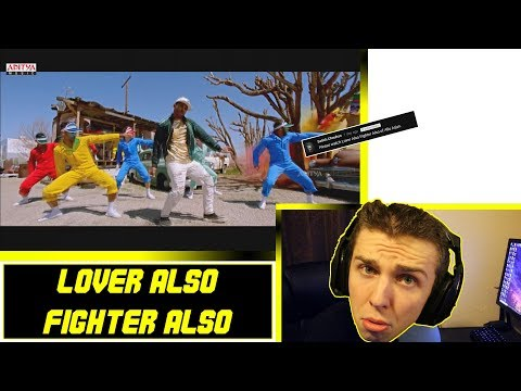 Lover Also Fighter Also Allu Arjun | Naa Peru Surya Naa Illu India Songs Reaction