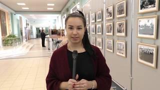 Выставка, посвященная 95- летию со дня рождения В.Д.Димитриева.22.01.2019