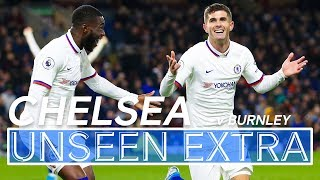 Christian Pulisic's Hat-Trick Gives Chelsea 7th Win in a Row! | Burnley 2-4 Chelsea | Unseen Extra