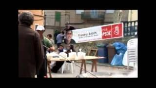 Paella Popular Per La Candidatura Socialista De Maria