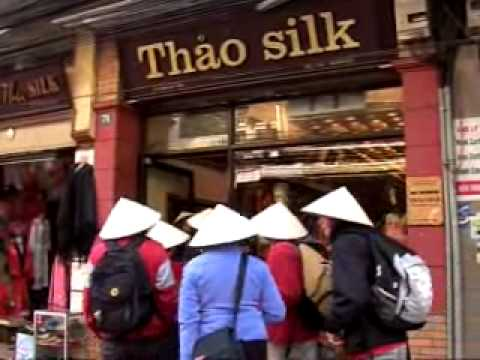 VOV Media Center Video Hanoi's Old Quarter in foreigners' eyes