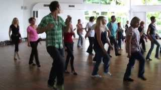 Carribbean Queen Line Dance - Daniel Trepat