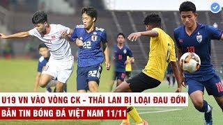 VN Sports 11/11 | U19 VN hòa tranh cãi trước Nhật, Thái Lan bị loại đau đớn-cầu thủ bỏ bóng đá người