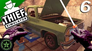 PETTY THEFT AUTO - Thief Simulator (Part 6) | Let's Watch
