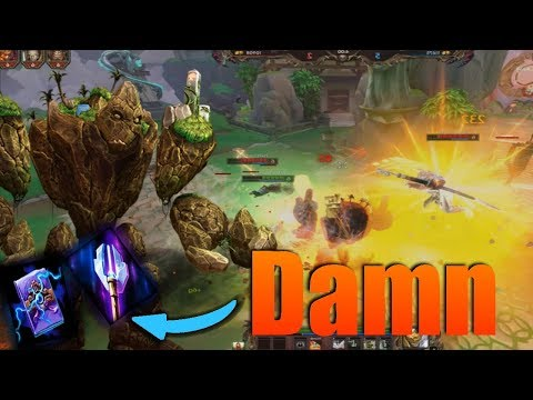 Will it SMITE? | Max damage Geb