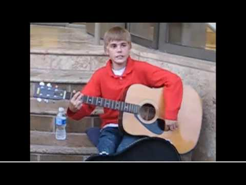 The Star of Stratford, Canada  Justin Bieber before he was famous cover