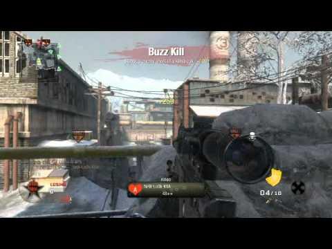 THE-GUNNER250 - Black Ops Game Clip