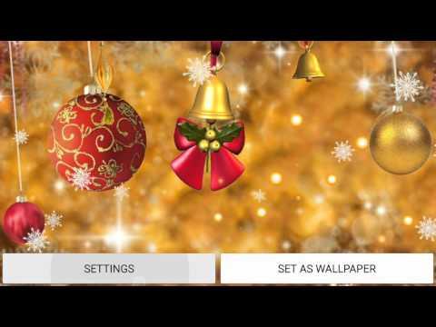 Christmas Bells Sounds LWP