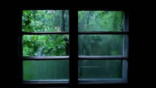 звук дождя и грома   для глубокого сна