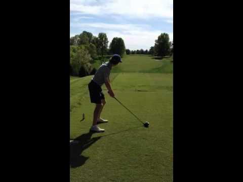 James Wistrom Golf Swing
