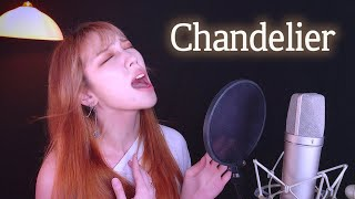 Download lagu 죽음의 샹들리에 커버 [Sia - Chandelier cover]
