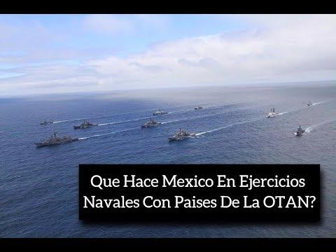 México Se Involucra Militarmente Mas Con Países De La OTAN?